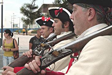 Se ha conmemorado el 302º aniversario de la Batalla de Zaragoza