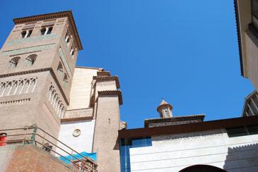 Mausoleo de los Amantes, en Teruel