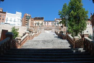 El cliente que ha mostrado su interés por visitar Teruel prefiere viajar en puentes