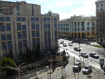 Imagen de la Jefatura de Policía de Zaragoza