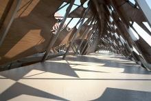 Las visitas del Pabellón Puente serán gratuitas