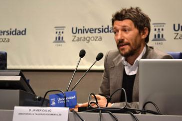 Javier Calvo ha sido el director del taller