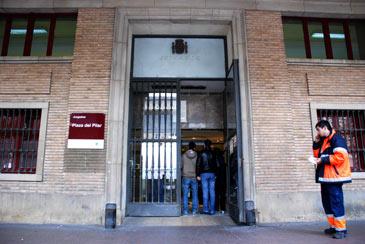 El Juzgado de lo Penal número 2 de Zaragoza ha absuelto al jefe de la víctima