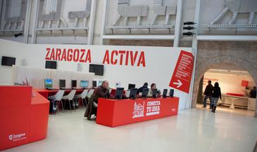 Imagen de Zaragoza Activa