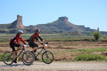 La etapa ha contado con un recorrido de 50 kilómetros y otro de 20 para los menos experimentados