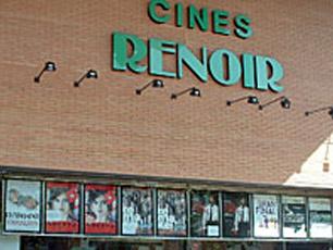 Los cines Renoir cerraron hace un año