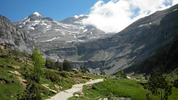 La fallecida sufrió un accidente en el Pico Taillón, en el Parque Nacional de Ordesa y Monte Perdido(Huesca)