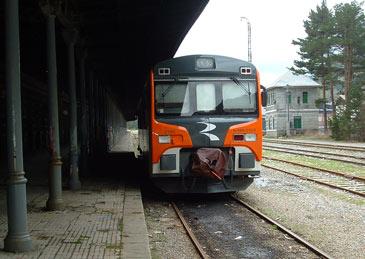 Son dos convenios que permiten recuperar el tráfico en la línea internacional del Canfranc