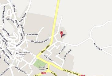El incidente ha ocurrido en la piscina municipal de Borja