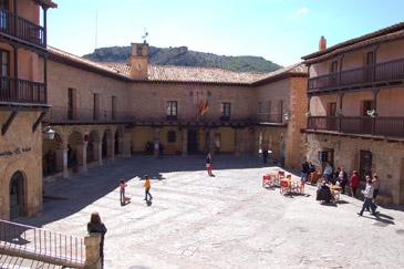 Albarracín es uno de los lugares ecoturísticos más visitados