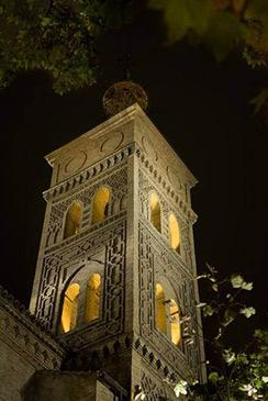 Imagen de la iglesia de San Miguel