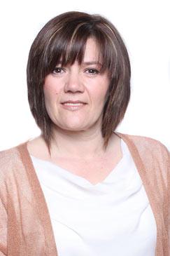 Martínez asume a sus 47 años el acta de diputada
