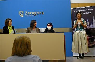 Zaragoza se promocionará en Fitur el próximo 23 de enero