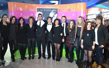 Foto de familia de todo el equipo técnico
