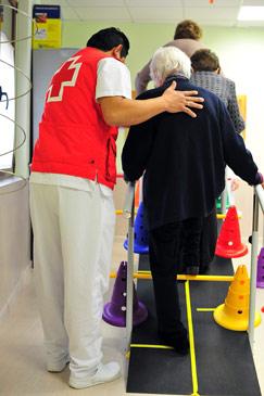 Un total de 30 usuarios son atendidos en el Centro de Día para personas con demencia de Cruz Roja Teruel