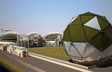 El ecoparque Aeroespacial G3A no supone coste de inversión para el titular del aeropuerto