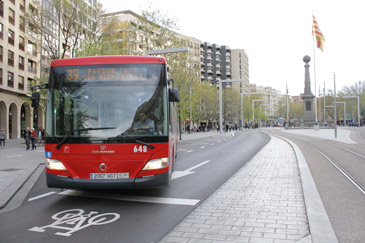 Quieren saber los hábitos de los usuarios de autobús