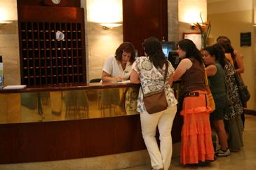 Los residentes extranjeros que se alojaron en hoteles aragoneses durante el año pasado crecieron un 5,4%