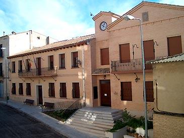 Imagen del Ayuntamiento de Gurrea de Gállego. Foto: www.gurreadegallego.es