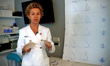 La doctora María Jesús García Dihinx explicará algunos detalles de este tipo de intervenciones
