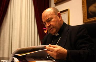 Manuel Ureña, en su despacho, en una imagen de archivo