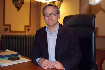 Joaquín Juste es secretario general provincial del PP de Teruel
