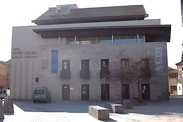 La obra de Orús puede visitarse en el museo que lleva su nombre en el Centro Cultural Mariano Mesonada de Utebo