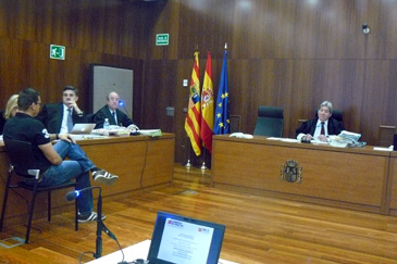 El jurado popular ha declarado culpable a Óscar Molina como autor del crimen de Mequinenza