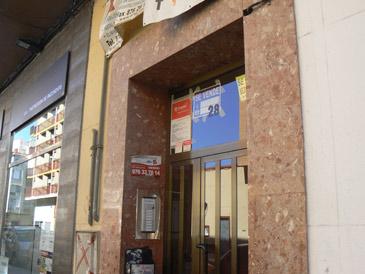 La Policía Nacional registró su domicilio, situado en el número 28 de la calle de Florentino Ballesteros