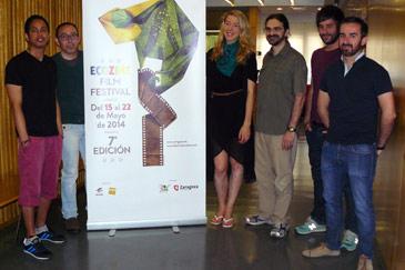 El Festival Ecozine ha llegado ya a su ecuador