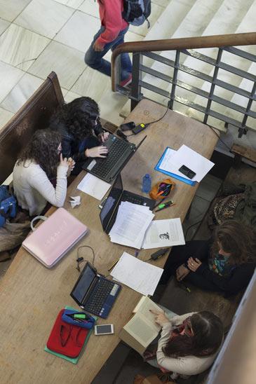 Más de 12.000 alumnos han recibido hoy el resultado de su solicitud de admisión a la Universidad