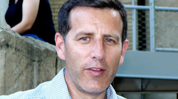 Imagen de archivo de Carlos Aparicio, coordinador de UPyD en Aragón