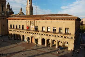 El programa de mediación hipotecaria es del Ayuntamiento de Zaragoza