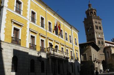 Ganemos Teruel busca candidato para llegar al Ayuntamiento turolense