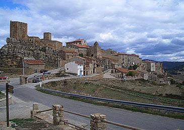 Imagen del municipio turolense. Fuente: ayuntamientos.org