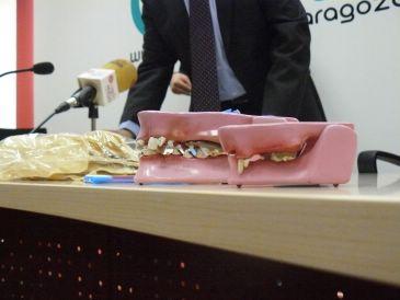 Ejemplos de dos bocas mostradas durante la presentación