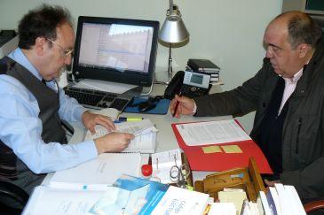 Roberto Fernández en el registro