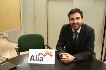 Francisco Bordejé es el gerente de ALIA