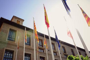 Imagen de archivo de la Diputación General de Aragón