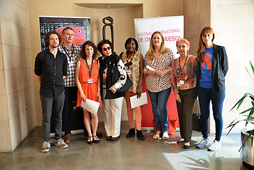 Jurado del Festival Internacional de Cine de Huesca