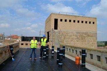 La terraza y el torreón del castillo serán accesibles