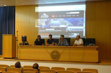 La investigación ha sido presentada en la biblioteca Maria Moliner de Zaragoza
