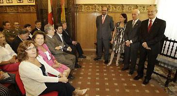 Cruz Roja ha nombrado este miércoles al nuevo presidente autonómico y a los delegados provinciales