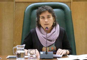 La consejera municipal de Derechos Sociales, Luisa Broto, destaca que se incrementan un 15% las partidas en su área