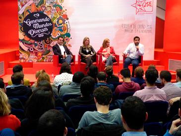 Piñeiro valora que es la primera vez que Juventudes Socialistas está presente en todas las instituciones