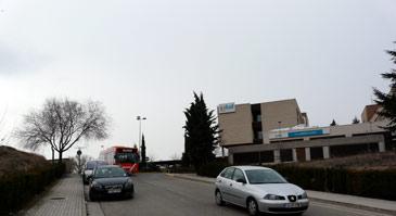 El de Calatayud es uno de los hospitales que acusan la falta de especialistas