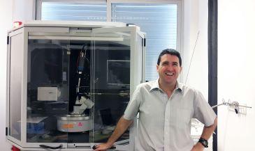 Ramón Hurtado-Guerrero, investigador ARAID en el BIFI
