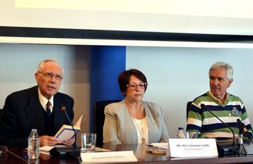 Las III Jornadas de Antropología se desarrollan en el Salón de Plenos del Ayuntamiento de La Puebla de Alfindén