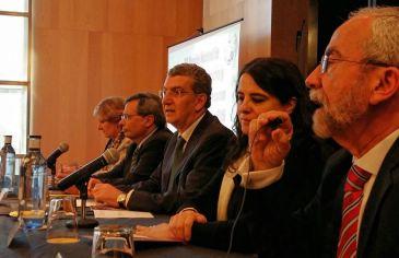 Celaya ha participado en la inauguración de la XII Reunión entre Coordinadores de Trasplantes y Medios de Comunicación