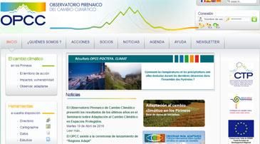 Toda la información sobre el Observatorio se puede encontrar en www.opcc-ctp.org